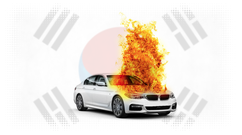 No One Is Really Sure Why So Many Korean Bmws Have Been Catching On Fire