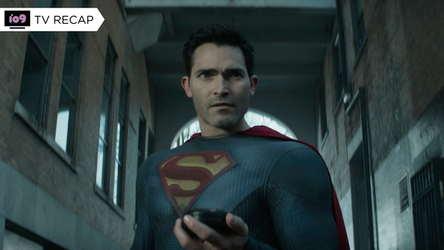 Superman & Lois Is Starting to Realize It s a Superhero Show
