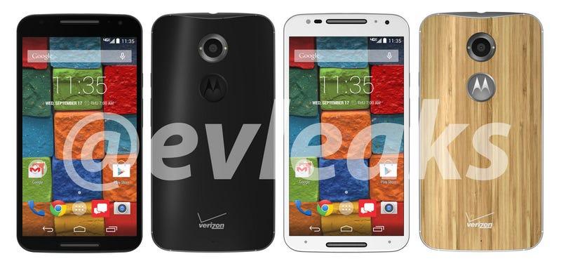Illustration for article titled ¿Es este el próximo smartphone de Motorola, el Moto X+1?