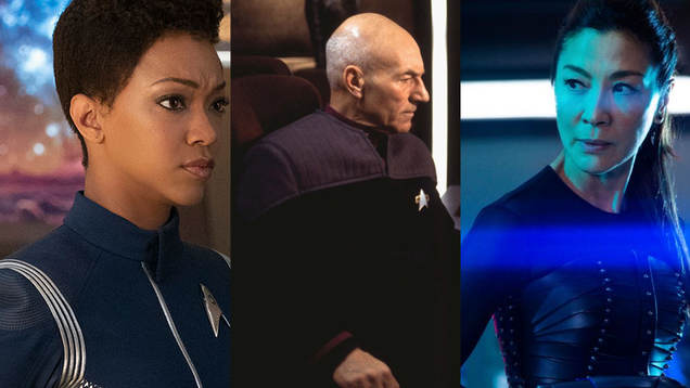 What We Know About Every Star Trek Show in the Works Right Now