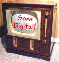 Illustration for article titled Study: More than Half of U.S. Households Own a Digital Television