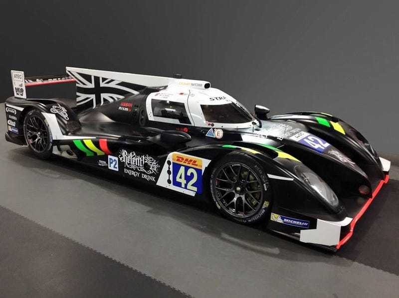Illustration for article titled This Strakka Dome car looks pretty wicked