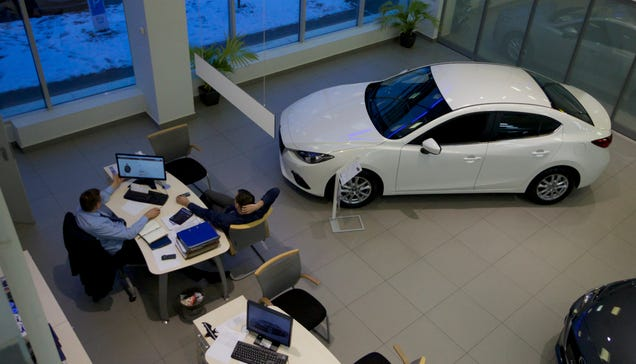 Why Won t Car Dealers Respond to Emails?