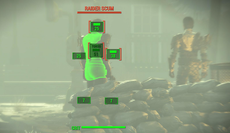 Illustration for article titled New Fallout 4 Update Fixes 'Issue With Player Becoming Dismembered While Still Alive'