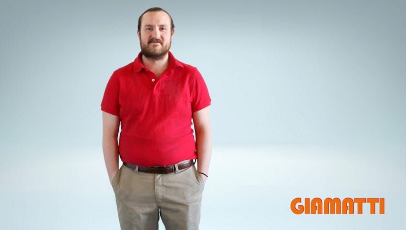 Illustration for article titled Paul Giamatti Cuts Back On Acting To Focus On Signature Line Of Shapeless Khakis, Rumpled Polos