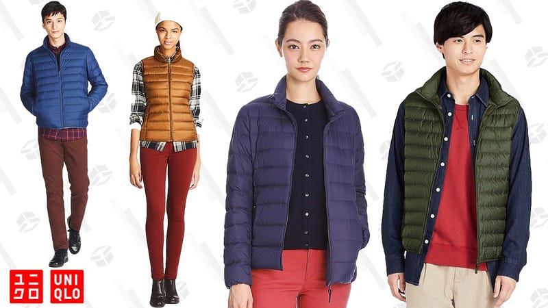Rebajas en chaquetas Ultra Light Down para Hombre y Mujer | Uniqlo
