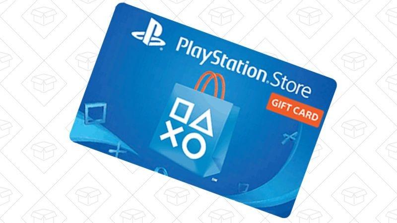 Tarjeta regalo de PlayStation Store $20 | $15 | Swych | Usa el código AprilGamesPuede ser usado hasta dos veces por cuentaGráfico: Shep McAllister