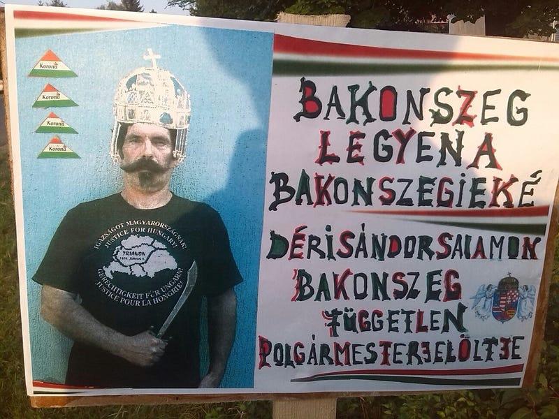Illustration for article titled Legjobb plakát, legjobb szlogen, legjobb választási jelmez