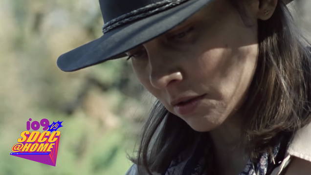 The Walking Dead SDCC Panel Shares a New Look at the Maggie-tastic Adventure to Come