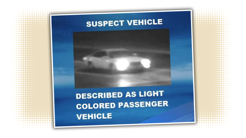 Illustration for article titled I Bet We Can Identify This Hit-And-Run Vehicle