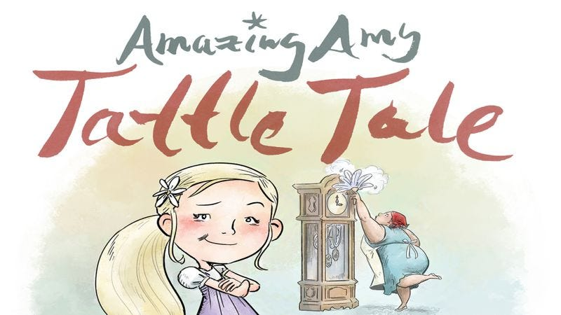 Illustration for article titled The Amazing Amy books from Gone Girl are now on iTunes
