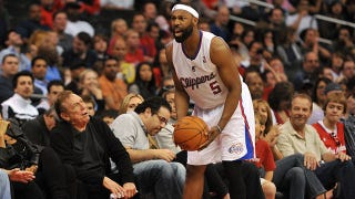 """Illustration for article titled Baron Davis Finally Discusses Being Taunted By Donald Sterling: """"I Didn't Even Look Forward To Coming To The Games"""""""