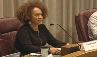 Rachel Dolezal COEUR D'ALENE PRESS