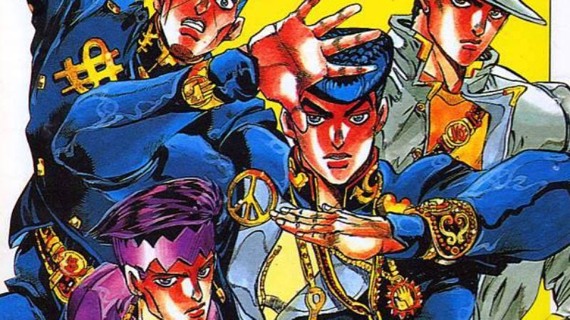 Illustration for article titled Takashi Miike to direct live-action adaptation of JoJo's Bizarre Adventure