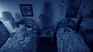 Illustration for article titled At least these Paranormal Activity 3 clips are scarier than Paranormal Activity 2