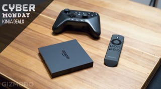 Illustration for article titled Amazon Fire TV for $69, Bundled with Prime for $128