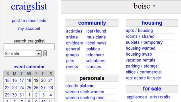 Husband Accused of Posting Craigslist Ad Soliciting