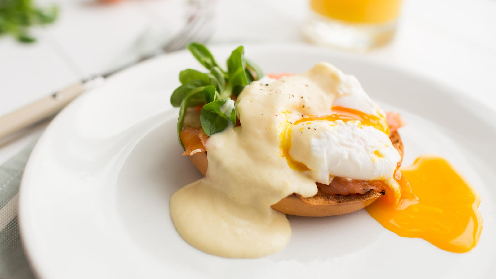 There is no wizardry—only practice—to perfect poached eggs