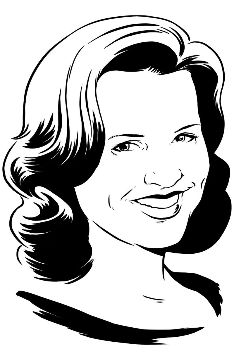 Illustration for article titled Geena Davis on how to eliminate Hollywood sexism