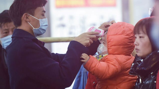 20 Million on Lockdown As China Halts Travel From Three Cities Over Deadly Virus