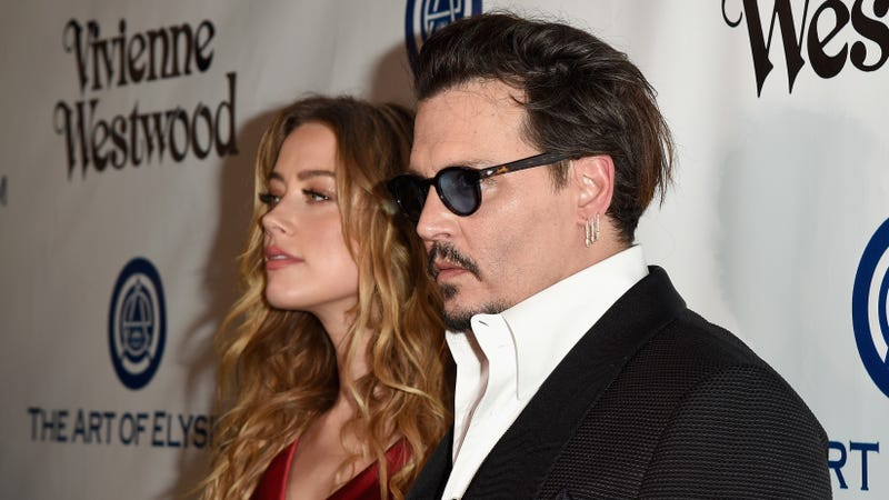 Illustration for article titled Amber Heard Deposition Reportedly Describes Johnny Depp's 'Other Personality... the Monster'