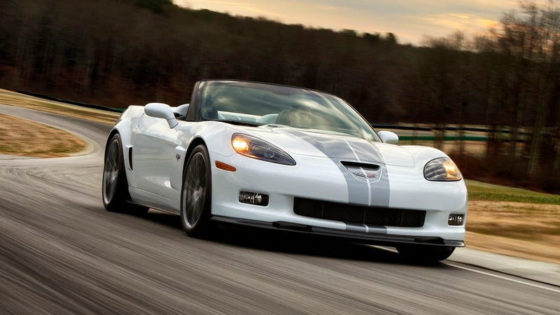 Illustration for article titled 2013 Corvette 427 Is The Fastest Drop-Top 'Vette Ever