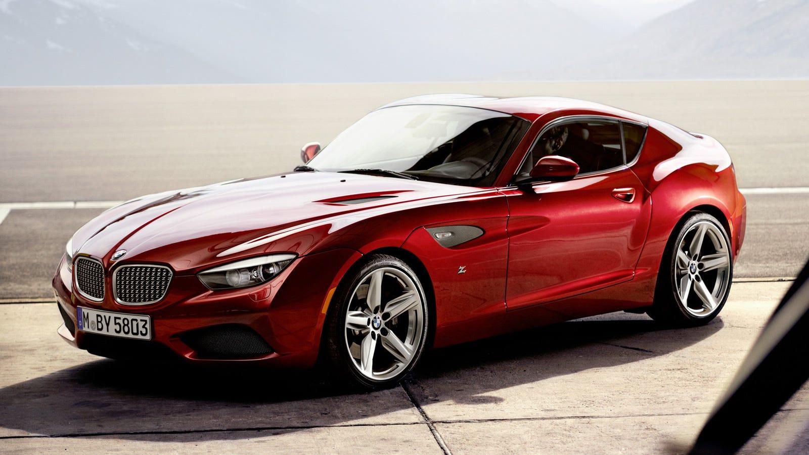 BMW Unveils Handbuilt ...