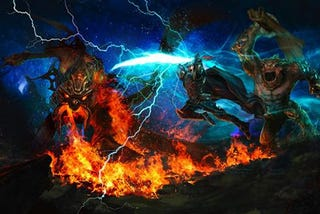 Illustration for article titled Curt Schilling's All-Star RPG Becomes Kingdoms Of Amalur: Reckoning