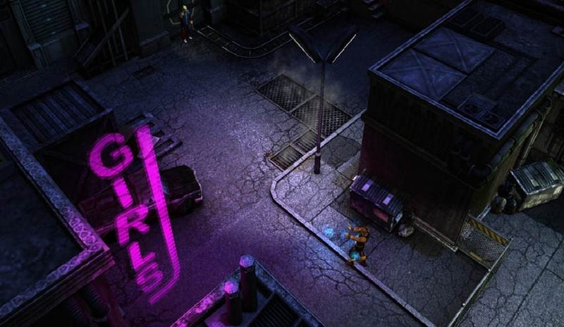 Illustration for article titled There's a new Shadowrun Game!