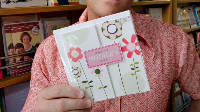 if you plan on sending a mother s day card this year mail it today