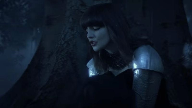 """Illustration for article titled Chvrches shares tour dates and mystical video for """"Clearest Blue"""""""