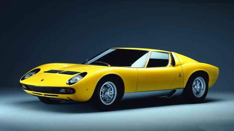 Illustration for article titled How The Lamborghini Miura Changed The Supercar Game Forever