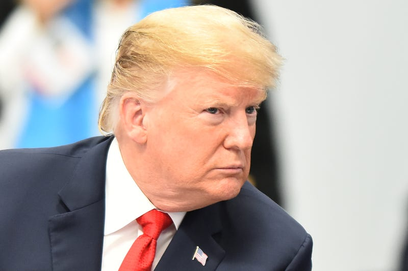 Illustration for article titled This Idiot Put 'President Trump' in Quotes Because Not Even He Can Believe This Shit Is Real