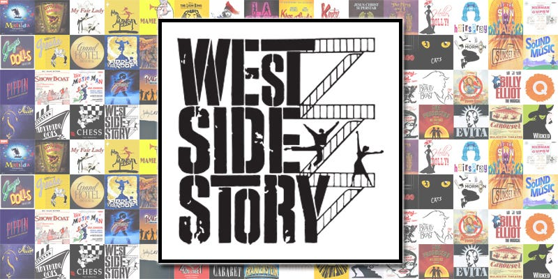 Illustration for article titled February Musical Madness Winner: West Side Story