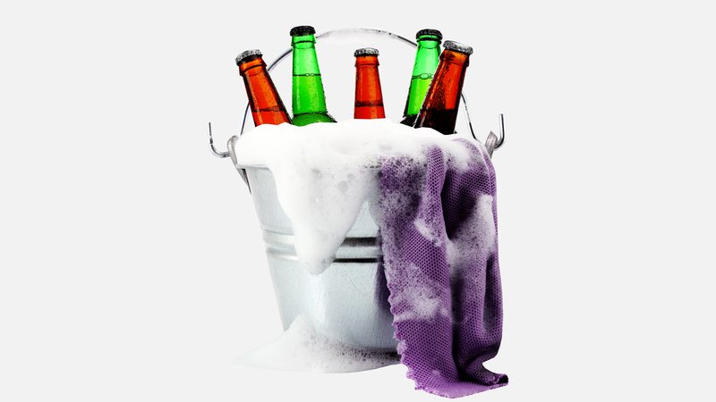 Illustration for article titled Do Your Chores Drunk