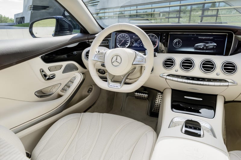 the 2015 mercedes benz s65 amg coupe a 621 hp monument to excess - 2015 Mercedes S65 Amg
