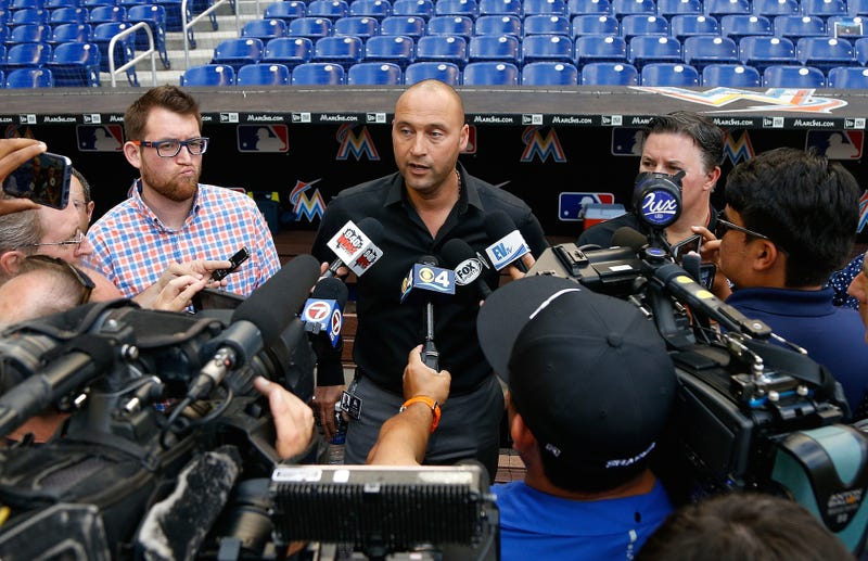 Illustration for article titled Even This Derek Jeter Puff Piece Can't Figure Out His Plan For The Marlins