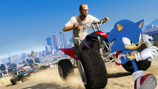 New-Gen GTA V Release Date May Have Scared Sonic Off
