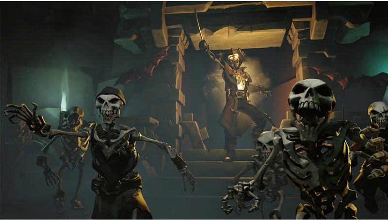 Illustration for article titled Planned Sea of Thieves Death Tax Canceled After Community Outcry