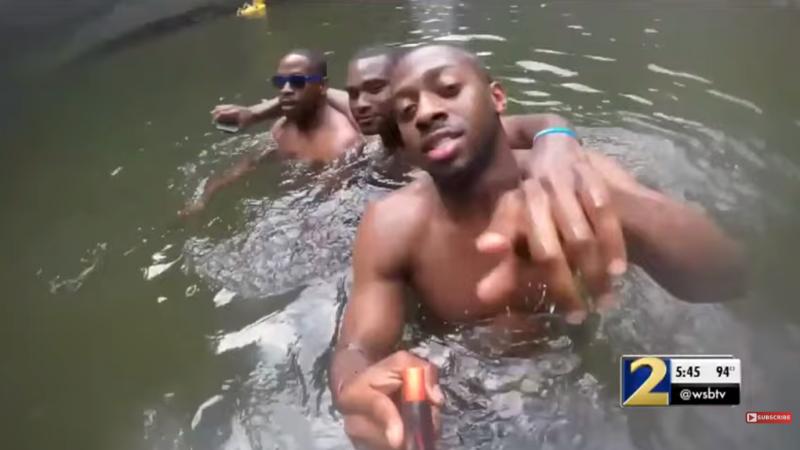 Un youtuber encuentra una tarjeta SD que muestra los momentos finales de un hombre antes de ahogarse