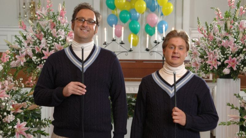 Illustration for article titled Tim And Eric's Billion Dollar Movie begins filming, Oscar campaigning