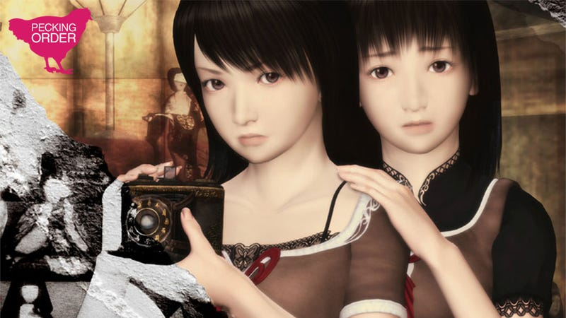 Illustration for article titled Let's Rank Fatal Frame, Best to Worst