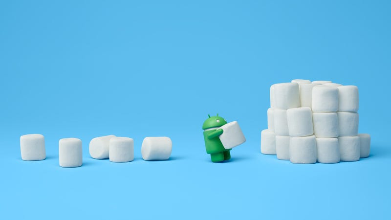 Illustration for article titled Every Phone That's Getting Updated to Android Marshmallow