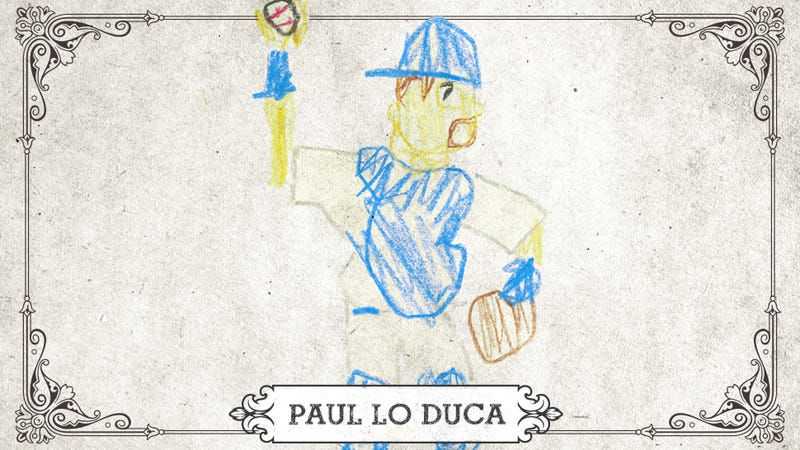Illustration for article titled The Grim, Coppish Concerns And Macho Sketchiness Of Paul Lo Duca