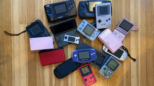 The 25 Best Gaming Handhelds, Ranked