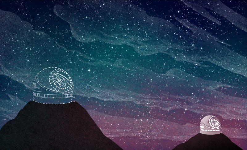 A Fight Over a Sacred Mountaintop Will Shape the Future of Astronomy