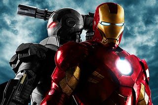 Illustration for article titled The Iron Man 2 Trailer Is Online and My Jaw Is on the Floor