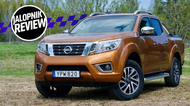 The Nissan Frontier Replacement You Can T Have In America Is A Solid Truck