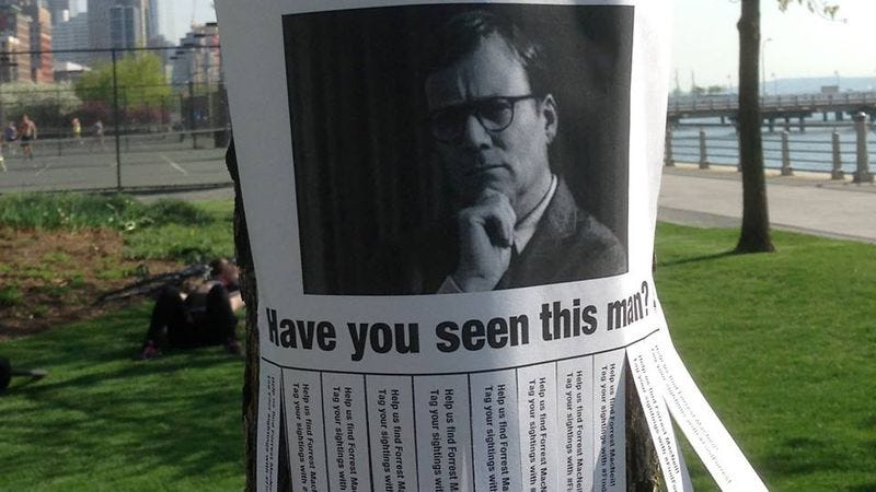Illustration for article titled Comedy Central encourages Review fans to #FindForrest