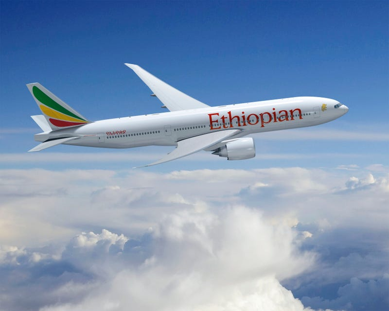 Illustration for article titled Ethiopian Airlines Booking